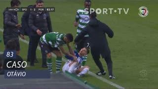 FC Porto, Caso, Otávio aos 83'