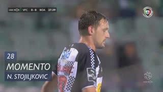Boavista FC, Jogada, N. Stojiljkovic aos 28'