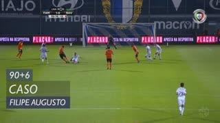 Rio Ave FC, Caso, Filipe Augusto aos 90'+6'