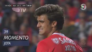 SL Benfica, Jogada, Jota aos 39'