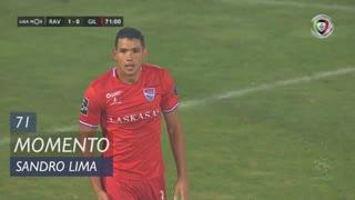 Gil Vicente FC, Jogada, Sandro Lima aos 71'