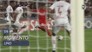 Gil Vicente FC, Jogada, Lino aos 59'