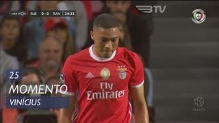 SL Benfica, Jogada, Vinícius aos 25'