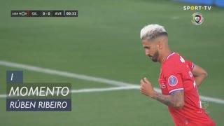 Gil Vicente FC, Jogada, Rúben Ribeiro aos 1'