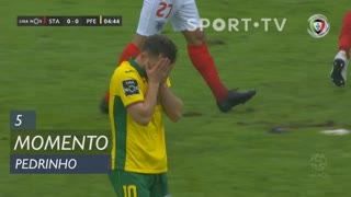 FC P.Ferreira, Jogada, Pedrinho aos 5'