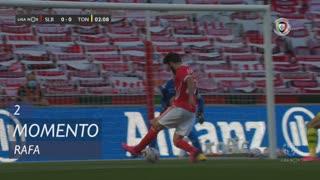 SL Benfica, Jogada, Rafa aos 2'