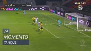 FC P.Ferreira, Jogada, Tanque aos 74'