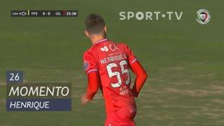Gil Vicente FC, Jogada, Henrique aos 26'