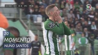 Rio Ave FC, Jogada, Nuno Santos aos 20'