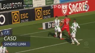 Gil Vicente FC, Caso, Sandro Lima aos 17'