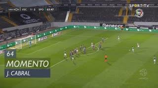 Sporting CP, Jogada, Jovane Cabral aos 64'