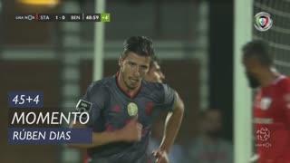 SL Benfica, Jogada, Rúben Dias aos 45'+4'