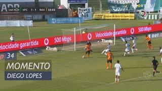 Rio Ave FC, Jogada, Diego Lopes aos 34'