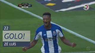 GOLO! FC Porto, Zé Luís aos 22', SL Benfica 0-1 FC Porto