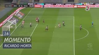 SC Braga, Jogada, Ricardo Horta aos 16'