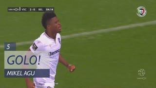 GOLO! Vitória SC, Mikel Agu aos 5', Vitória SC 2-0 Belenenses SAD
