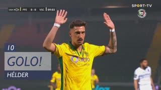 GOLO! FC P.Ferreira, Hélder aos 10', FC P.Ferreira 1-0 Vitória SC
