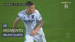 Vitória SC, Jogada, Bruno Duarte aos 28'