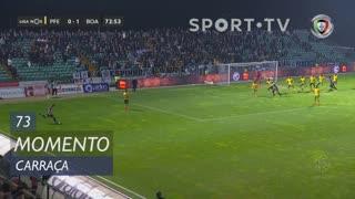 Boavista FC, Jogada, Carraça aos 73'