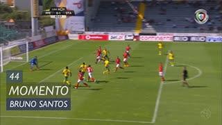 FC P.Ferreira, Jogada, Bruno Santos aos 44'