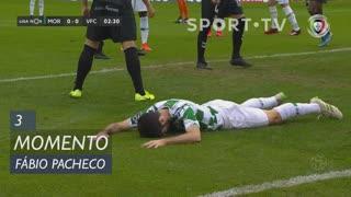 Moreirense FC, Jogada, Fábio Pacheco aos 3'