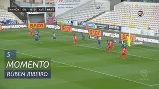 Gil Vicente FC, Jogada, Rúben Ribeiro aos 5'