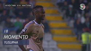 Boavista FC, Jogada, Yusupha aos 18'