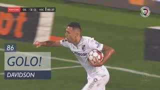 GOLO! Vitória SC, Davidson aos 86', Gil Vicente FC 2-2 Vitória SC