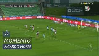 SC Braga, Jogada, Ricardo Horta aos 77'