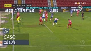 FC Porto, Caso, Zé Luís aos 76'