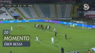 Vitória FC, Jogada, Éber Bessa aos 20'