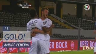 GOLO! Vitória SC, André Pereira aos 11', Vitória SC 1-0 CD Aves