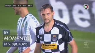 Boavista FC, Jogada, N. Stojiljkovic aos 89'