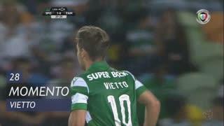 Sporting CP, Jogada, Vietto aos 28'