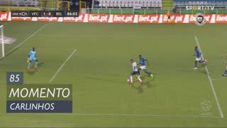 Vitória FC, Jogada, Carlinhos aos 85'
