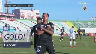 GOLO! Santa Clara, Cryzan aos 86', Vitória FC 2-2 Santa Clara