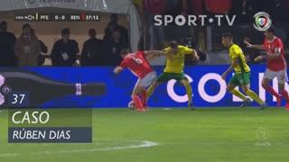 SL Benfica, Caso, Rúben Dias aos 37'