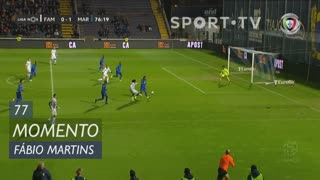 FC Famalicão, Jogada, Fábio Martins aos 76'
