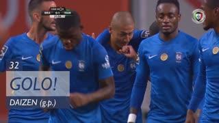 GOLO! Marítimo M., Daizen aos 32', SC Braga 0-1 Marítimo M.