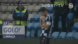 GOLO! Boavista FC, Carraça aos 23', Boavista FC 1-0 Vitória SC