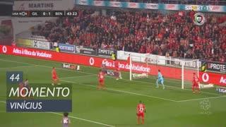 SL Benfica, Jogada, Vinícius aos 44'