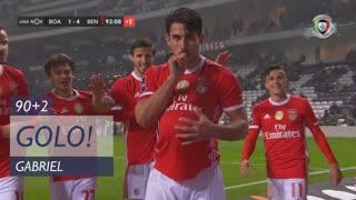 GOLO! SL Benfica, Gabriel aos 90'+2', Boavista FC 1-4 SL Benfica