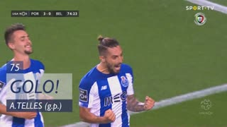 GOLO! FC Porto, Alex Telles aos 75', FC Porto 3-0 Belenenses SAD