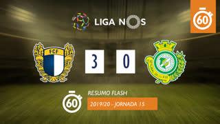 I Liga (15ªJ): Resumo Flash FC Famalicão 3-0 Vitória FC
