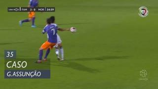 FC Famalicão, Caso, Gustavo Assunção aos 35'