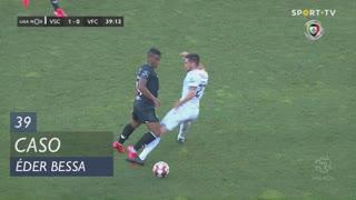 Vitória FC, Caso, Éber Bessa aos 39'