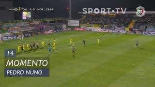 Moreirense FC, Jogada, Pedro Nuno aos 14'