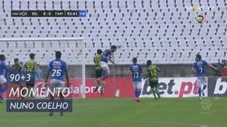 Belenenses, Jogada, Nuno Coelho aos 90'+3'