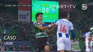 FC Porto, Caso, Uribe aos 2'