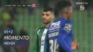 Rio Ave FC, Jogada, Mehdi aos 45'+2'